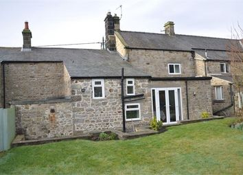 Thumbnail 3 bedroom terraced house for sale in Tenter Close, Main Street, West Woodburn, Northumberland.
