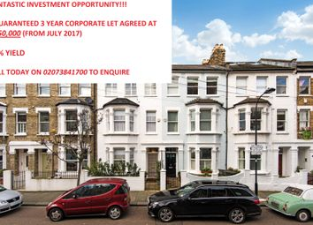 Thumbnail 5 bedroom terraced house for sale in Epirus Road, Fulham
