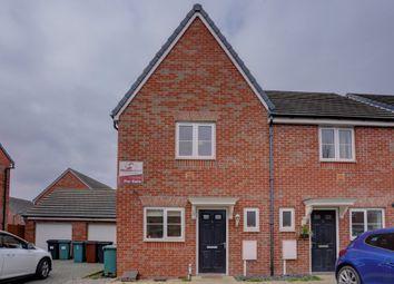 Thumbnail Semi-detached house for sale in Lander Crescent, Hempstead