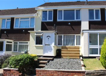 3 bed terraced house to rent in Davies Close, Silverton, Exeter, Devon EX5