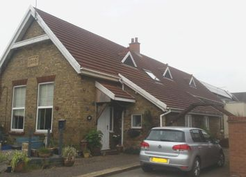 Thumbnail 2 bed end terrace house to rent in Broad Street, Whittlesey