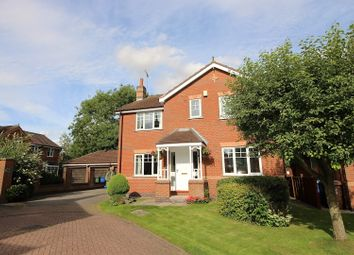 Thumbnail 4 bed detached house for sale in Westcroft, York