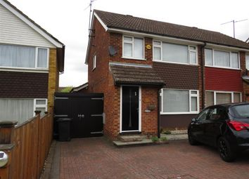 Thumbnail 3 bed semi-detached house for sale in Oaks Drive, Higham Ferrers, Rushden