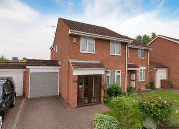 Thumbnail 4 bed semi-detached house for sale in Dimmock Close, Paddock Wood, Tonbridge