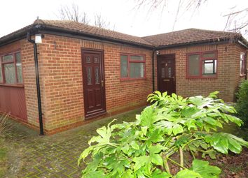 Thumbnail 1 bed detached bungalow for sale in Kelmarsh Road, Arthingworth, Market Harborough