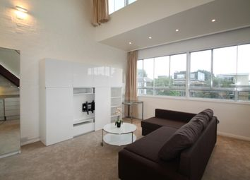 Thumbnail 1 bedroom duplex to rent in Haverstock Hill, Belsize Park, London