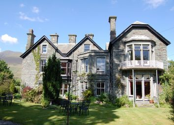 Thumbnail Hotel/guest house for sale in Vicarage Hill, Keswick