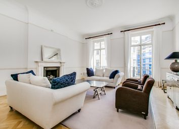 Thumbnail 3 bed flat for sale in West Halkin Street, London