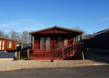 3 bed mobile/park home for sale in Beverley Hill, Wood End, Atherstone CV9