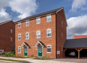"""Thumbnail 3 bed end terrace house for sale in """"Cannington"""" at Southfleet Road, Swanscombe"""