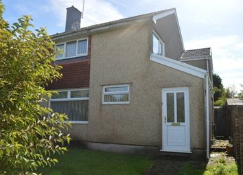 Thumbnail 3 bedroom end terrace house to rent in Wellfield, Dunvant, Swansea