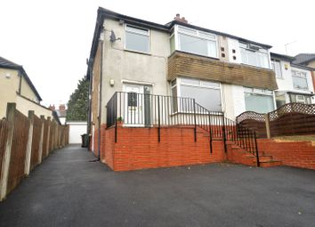 Thumbnail 3 bed semi-detached house for sale in Haigh Wood Crescent, Cookridge, Leeds