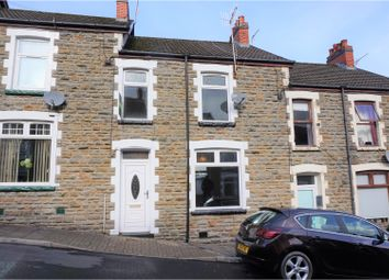 Thumbnail 4 bed terraced house for sale in Ty-Newydd Street, Bargoed
