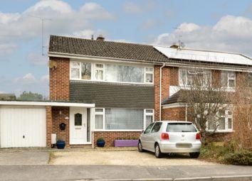 Thumbnail 3 bedroom semi-detached house for sale in Amour Acre, Hilperton, Trowbridge