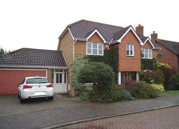Thumbnail 4 bed property to rent in Windingbrook Lane, Collingtree, Northampton