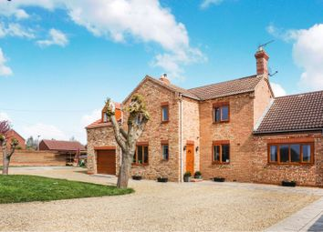 Thumbnail 4 bedroom detached house for sale in Burnt House Road, Turves