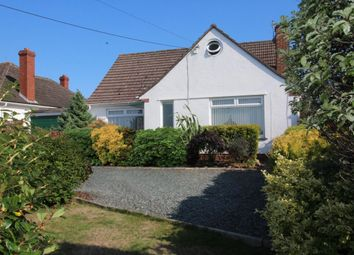 Thumbnail 3 bed bungalow for sale in Down Road, Portishead, Bristol