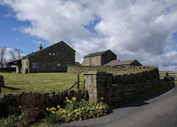 Thumbnail 6 bed detached house for sale in Upper Nabb Farm, Bedding Edge Road, Hepworth