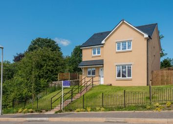 Thumbnail 4 bed detached house for sale in Pentland View, Louis Braille Way, Gorebridge