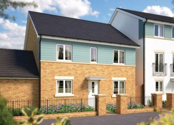 """Thumbnail 4 bedroom property for sale in """"The Buxton"""" at Mayfield Way, Cranbrook, Exeter"""