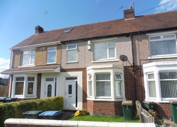 Thumbnail 3 bedroom terraced house for sale in Parry Road, Wyken, Coventry
