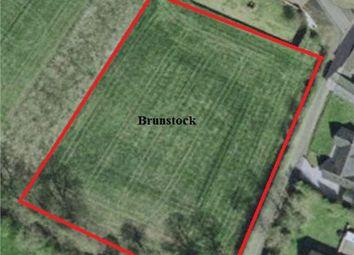 Thumbnail Land for sale in Land At Brunstock, Brunstock, Carlisle, Cumbria