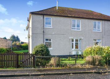 Thumbnail 2 bed flat for sale in Castle Croft, Ayr