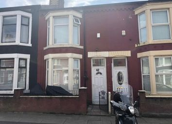 Thumbnail 3 bed terraced house for sale in 42 Hero Street, Bootle, Merseyside