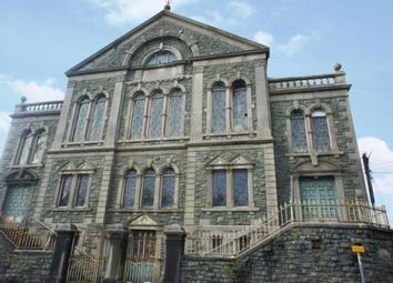 Thumbnail 2 bed flat for sale in Capel Garth, Bank Place, Porthmadog