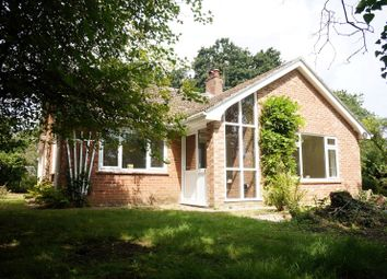 Thumbnail 3 bed bungalow for sale in Byways, Pit Road, Burgh St. Peter, Beccles, Suffolk