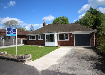 Thumbnail 2 bedroom bungalow to rent in Roundway, Bramhall, Stockport