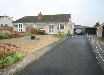 Thumbnail 1 bed semi-detached bungalow for sale in Medway Drive, Frampton Cotterell, Bristol