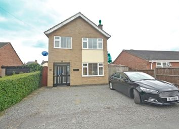 Thumbnail 3 bed detached house for sale in Argyle Street, Ibstock, Leicestershire