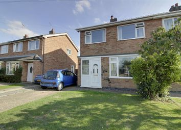 Thumbnail 3 bed semi-detached house for sale in The Orchard, Market Deeping, Peterborough