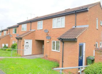 Thumbnail 2 bed flat to rent in Featherby Drive, Glen Parva, Leicester