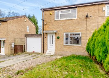 Thumbnail 2 bed semi-detached house for sale in Car Vale Drive, Sheffield
