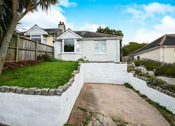 Thumbnail 4 bed semi-detached bungalow for sale in Edenvale Road, Paignton