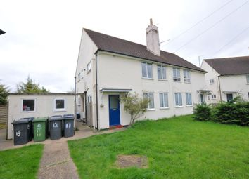 Thumbnail 1 bed flat to rent in Paget Close, Trumpington, Cambridge