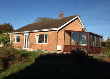 Thumbnail 2 bed detached bungalow to rent in The Close, Broadwell