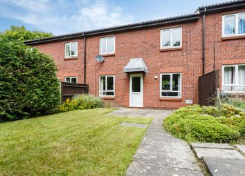 Thumbnail 2 bedroom terraced house for sale in Hollis Crescent, Strensall, York