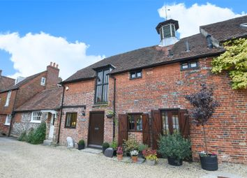 Thumbnail 2 bed terraced house to rent in West Street, Alresford, Hampshire