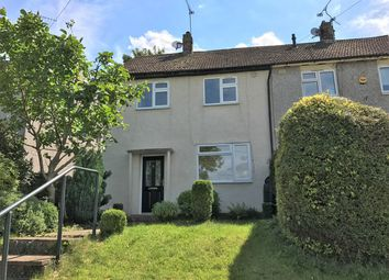 Thumbnail 2 bed semi-detached house for sale in Hawfield Lane, Burton-On-Trent