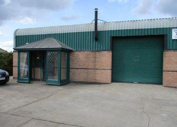 Thumbnail Light industrial to let in Unit 7 Barlow Court, Hallcroft Ind Estate, Retford