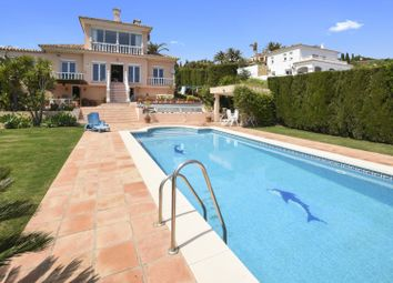 Thumbnail 3 bed villa for sale in Spain, Andalucia, Manilva, Ww967A