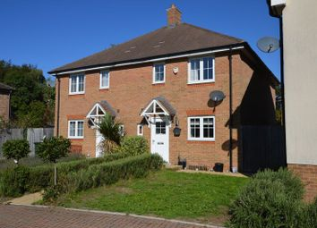 Thumbnail 3 bed semi-detached house for sale in Charters Close, Four Marks, Alton, Hampshire