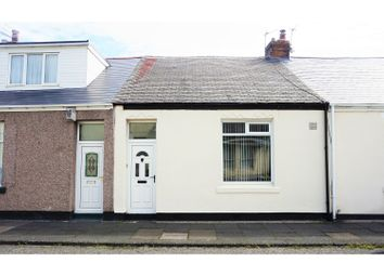 Thumbnail 2 bedroom cottage for sale in Brockley Terrace, Boldon Colliery