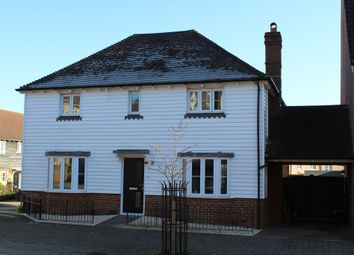 Thumbnail 4 bed detached house for sale in Running Foxes Lane, Singleton, Ashford