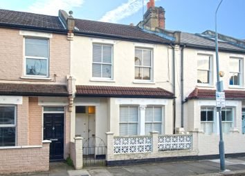 Thumbnail 1 bed flat to rent in Claxton Grove, London