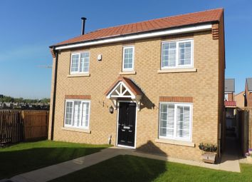 Thumbnail 4 bed detached house for sale in Primrose Way, Stainton Village, Middlesbrough