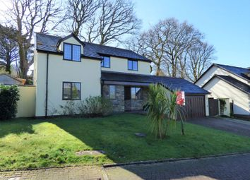 Thumbnail 4 bed detached house for sale in Deer Leap, Down Road, Tavistock